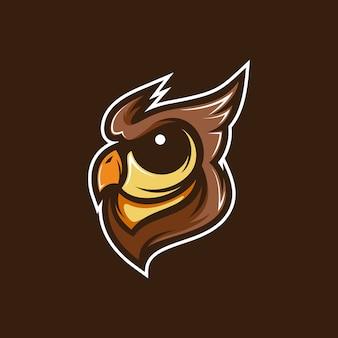 Head owl head