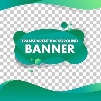 Header footer banner emerald