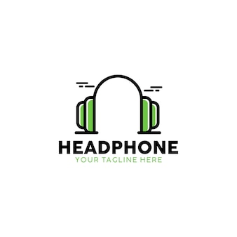 Headphone logo