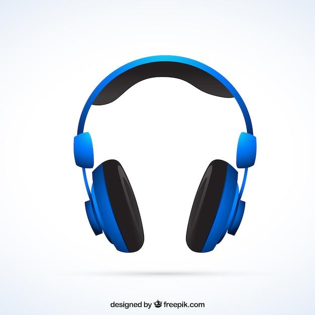 headphones vectors photos and psd files free download rh freepik com headphones vector black headphones vector free