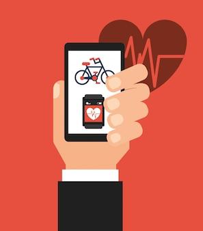 健康アプリ