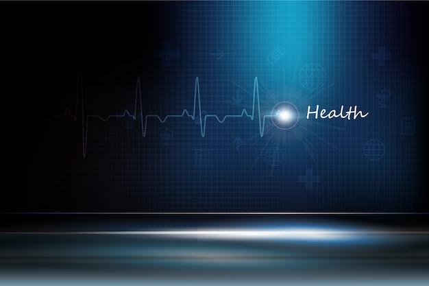 Design banner per la salute