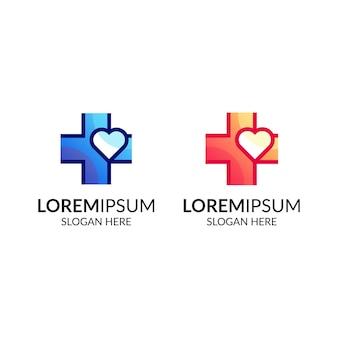 Health happy logo design