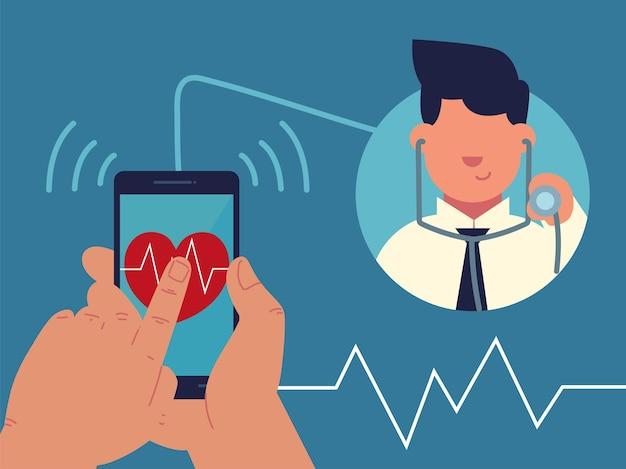 Health mobile application