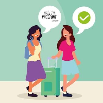 Галочка covid паспорт здоровья