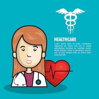 Health professional avatar icon