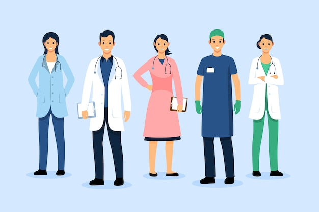 Коллекция профессионального здоровья