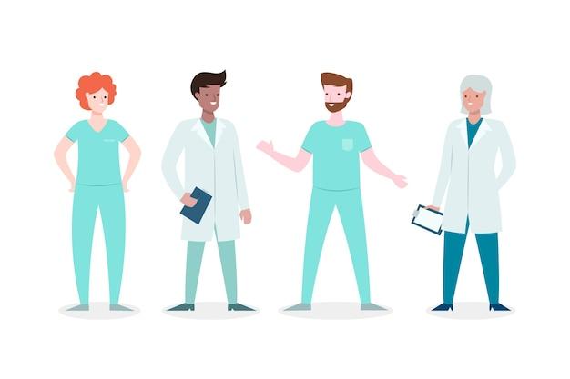 医療専門チームのコンセプト