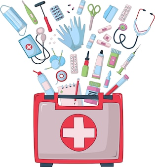Healthcare hospital and medical diagnostics