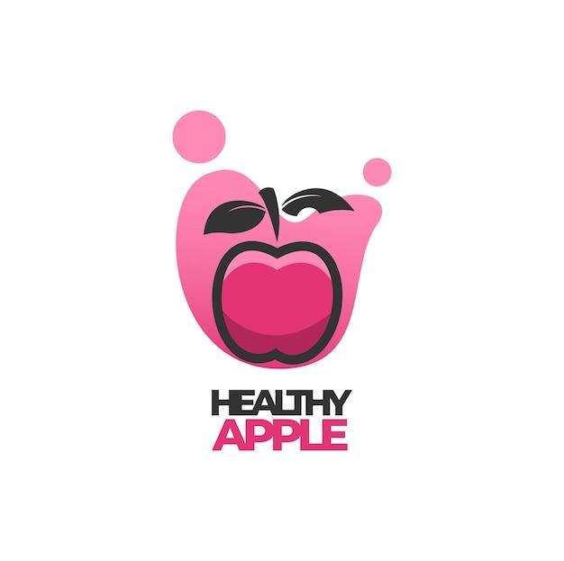 健康的なリンゴ