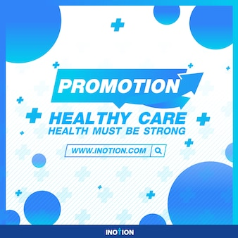 Healthy banner