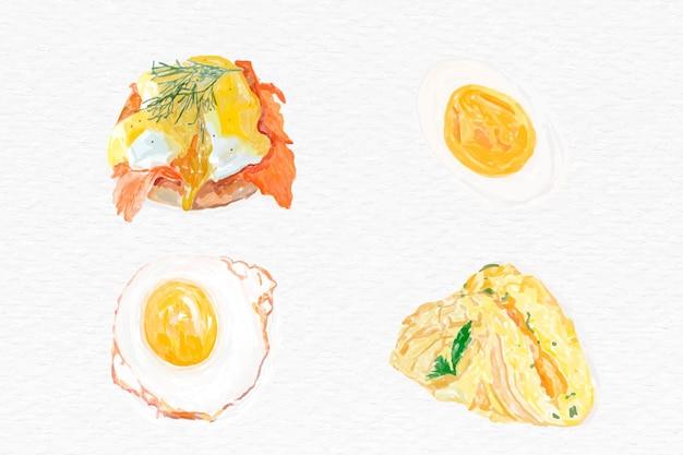 Set colazione salutare
