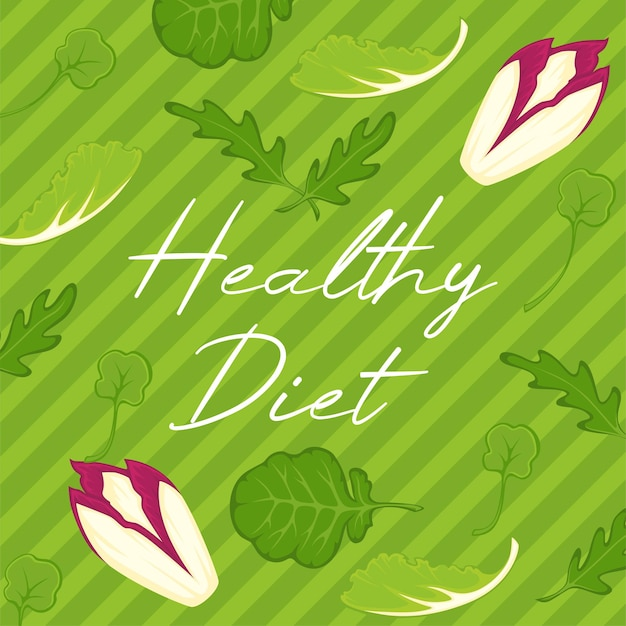 健康的な食事、有機および自然食品の野菜