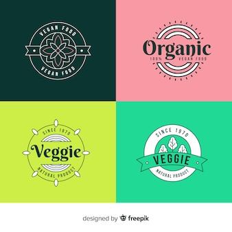 Логотипы здорового питания