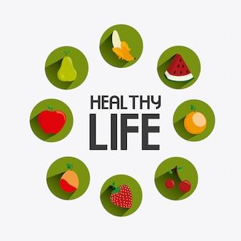 건강한 삶