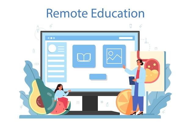 Онлайн-сервис или платформа для занятий здоровым образом жизни