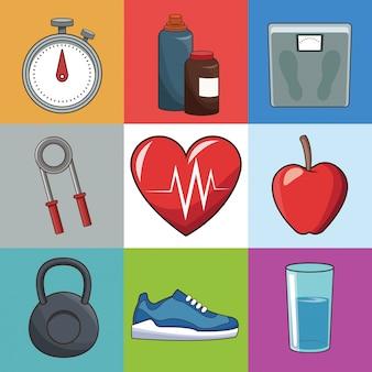 Концепция здорового образа жизни