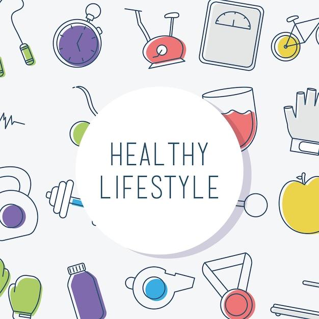 健康的なライフスタイルデザイン