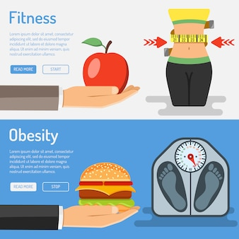 Healthy lifestyle and obesity