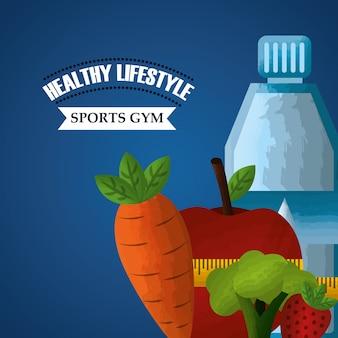 Здоровый образ жизни спортивный зал диеты питание потеря веса