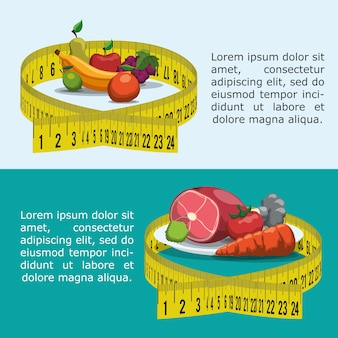 Healthy and organic food design
