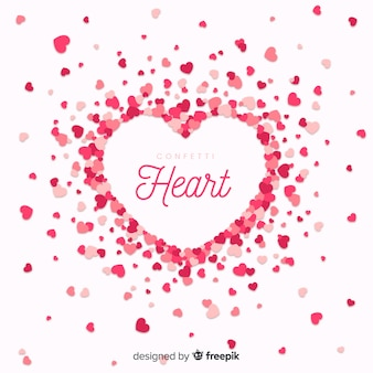 Фон сердца