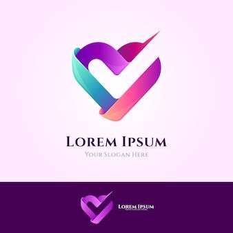 Логотип проверки здоровья сердца