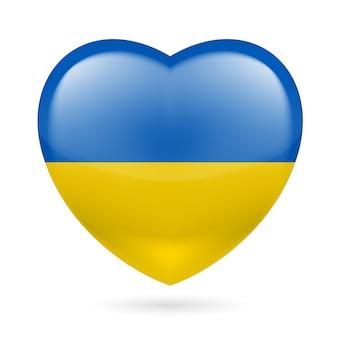 Сердце икона украины