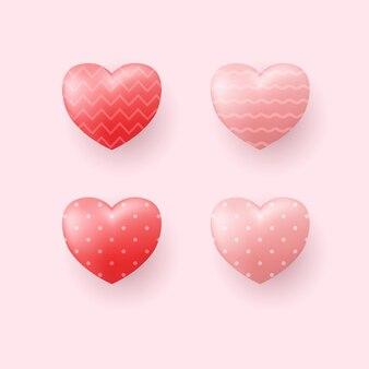 심장 그림을 설정합니다.
