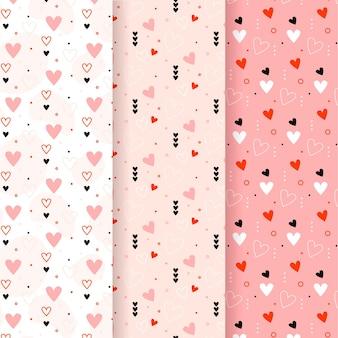 하트 패턴 컬렉션