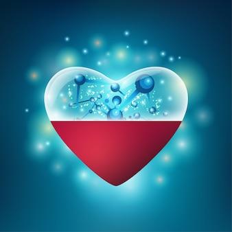 Heart pil