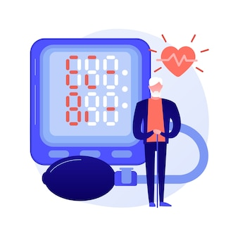 청진 기 다채로운 아이콘으로 심장입니다. 심장학, 히트 비트, 심전도. 심장병 및 치료. 의료 장비, 악기. 보건 의료. 벡터 격리 된 개념은 유 그림