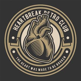 Heartbreak retro club