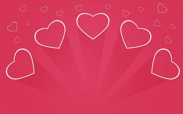Hearth illustration background