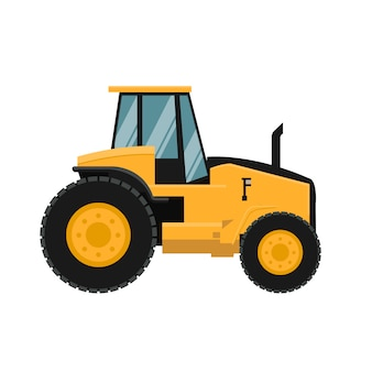 Heavy agricultural machinery for agricultural work