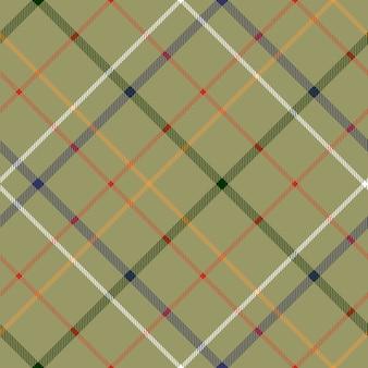 Ð¡heckered diagonal plaid seamless pattern
