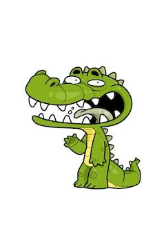 Hello crocodile