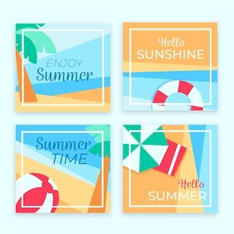 こんにちは夏instagram投稿コレクション