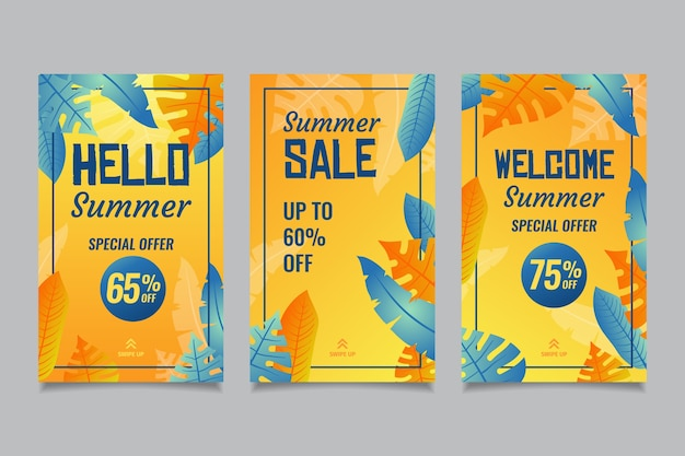 Hello summer sale collection