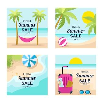Привет летняя распродажа инстаграм