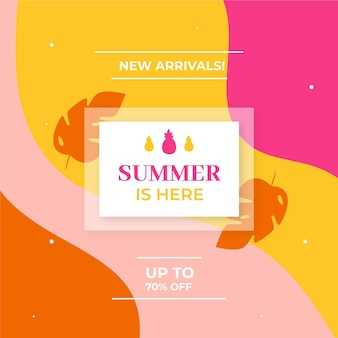 Hello summer sale