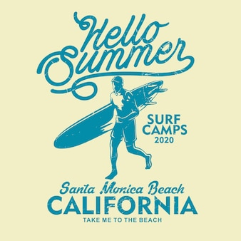 Hello summer surf camps