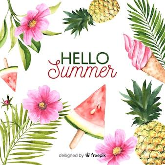 Hello summer