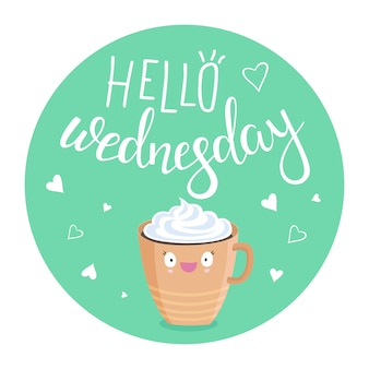 Hello wednesday