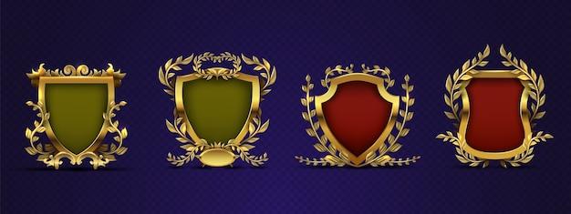 紋章の要素
