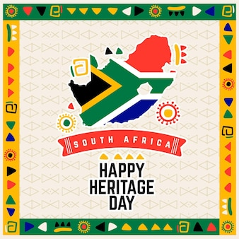 Heritage day event celebration