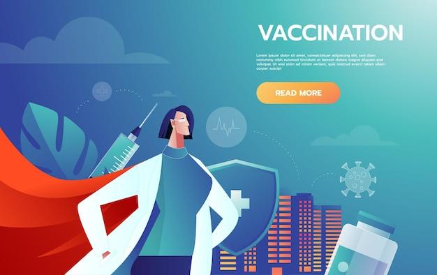 Heroes doctors leader fighting corona virus symptoms.