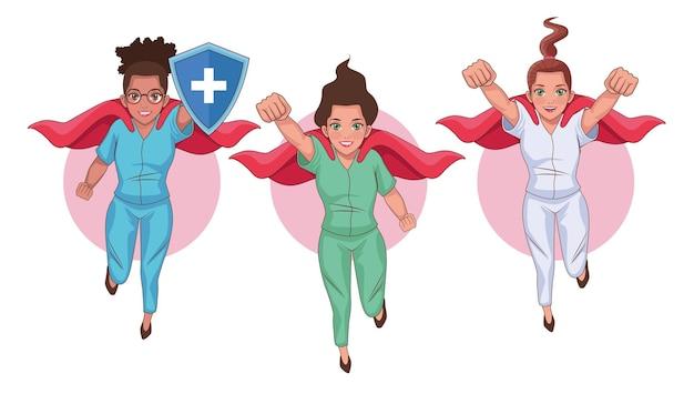 Heros doctors team