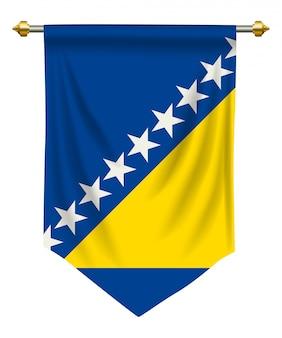 Herzegovina pennant