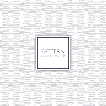 6 각형 패턴 배경